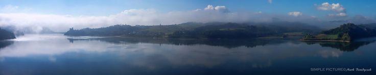 Morning Mist - Panorama by Mark Benedyczak on 500px