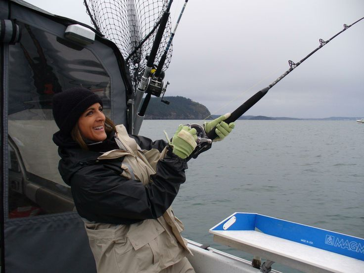 26 best images about women fishing on pinterest for San juan island fishing charters