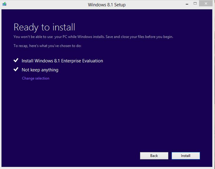 How to Perform an Upgrade Installation of Windows 8.1: Complete the Installation