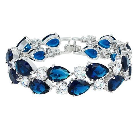 Karla Crystal Elegant Bracelet