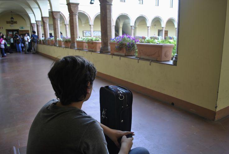 Un allievo del Conservatorio Boito di Parma (Ph. Annalisa Andolina)