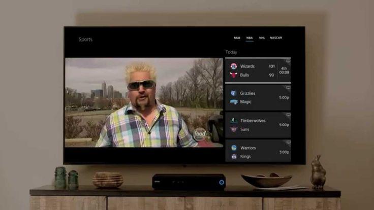 XFINITY: Change the Way You Watch TV with X1