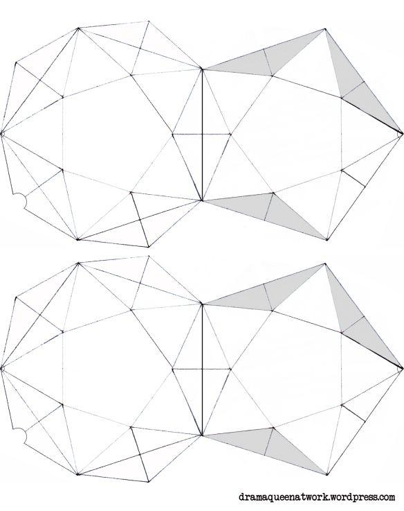 Sternschachtel Kalender Origami Ideas Math Crafts