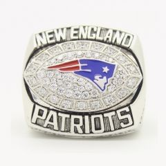 2007 New England Patriots American Football Championship Ring