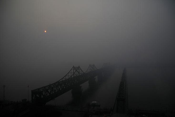 Along the North Korean Border - The Atlantic