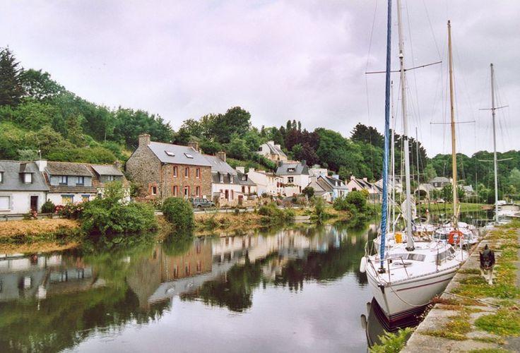 Visitez Pontrieux, ce petit village breton au charme pittoresque