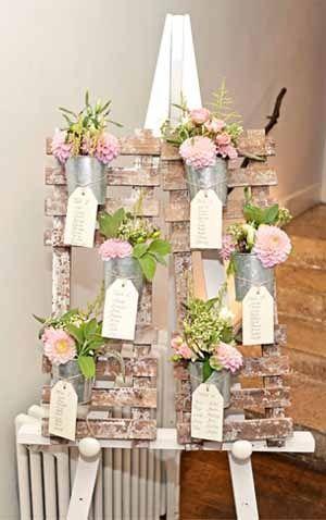 Ideas para decorar tu boda con palets de madera diario - Decoracion con palets ...
