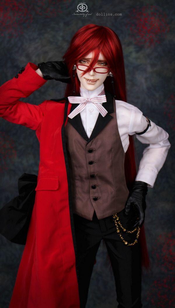 Grelle Sutcliff of Character doll -IOS  Dolk Station – Bjd Shop