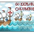 "This activity pack is a collection of 3 games to help young students learn about Columbus Day.    1) Go Explore! - This is a game similar to ""Go Fi..."