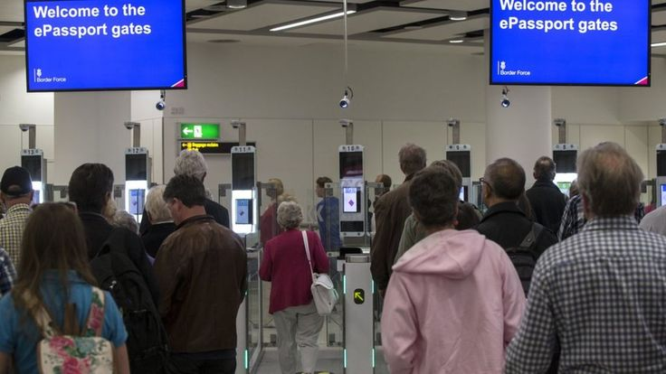 Image copyright                  Getty Images             Image caption                                      BA has called out Border Force over closed ePassport gates causing huge delays to travellers                               British Airways has criticised Border Force... - #Attacks, #Ba, #Border, #Delays, #Dreadful, #Force