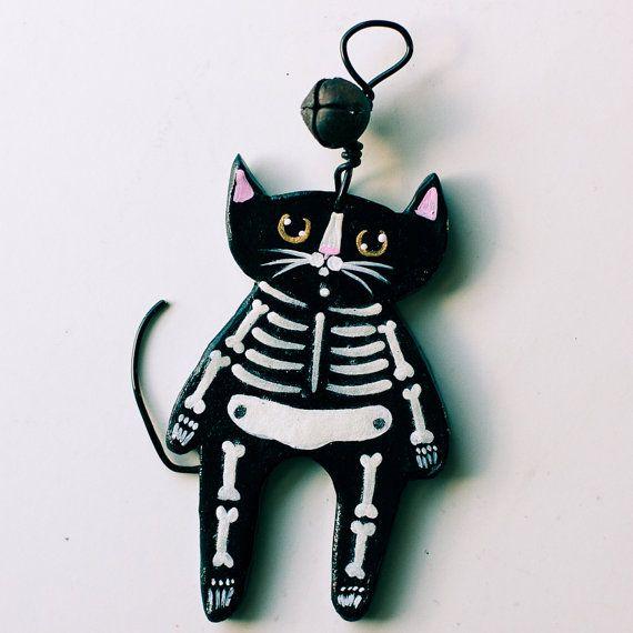 great cat ornament