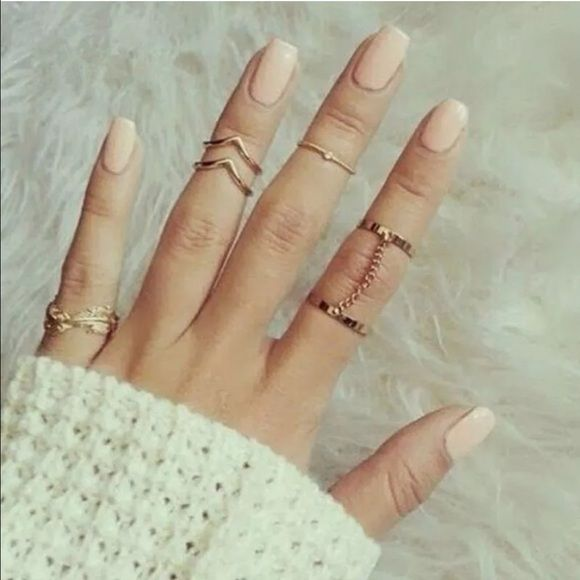 HPMidi Rings brand new.. fashionable and cute Jewelry Rings