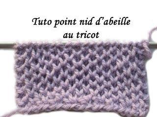 1000 id es sur le th me point de tricot sur pinterest apprendre a tricoter tricot et crochet. Black Bedroom Furniture Sets. Home Design Ideas