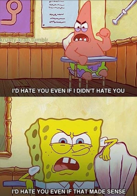 Spongebob squarepants is my absolute FAVORITE tv show of ... - photo #50