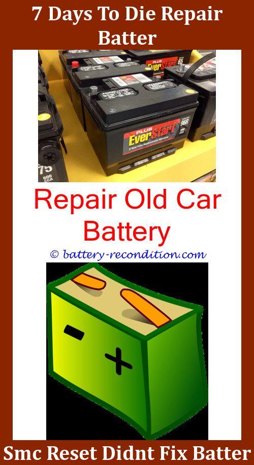 reset a laptop battery