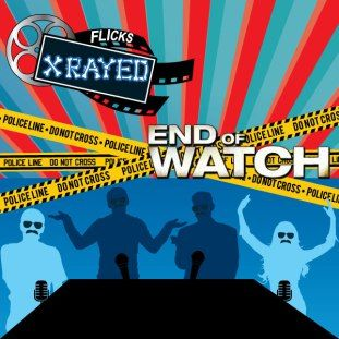 Season 1 Episode 18 of Flicks XRayed is about the film End of Watch, The hosts Jeff and Tony Joined by Natasha, and introducing the Dyck brother Niel. Listen in as we discuss the Thin Blue Line, Anna Kendrick, Tasing and Wedding Day Issues.