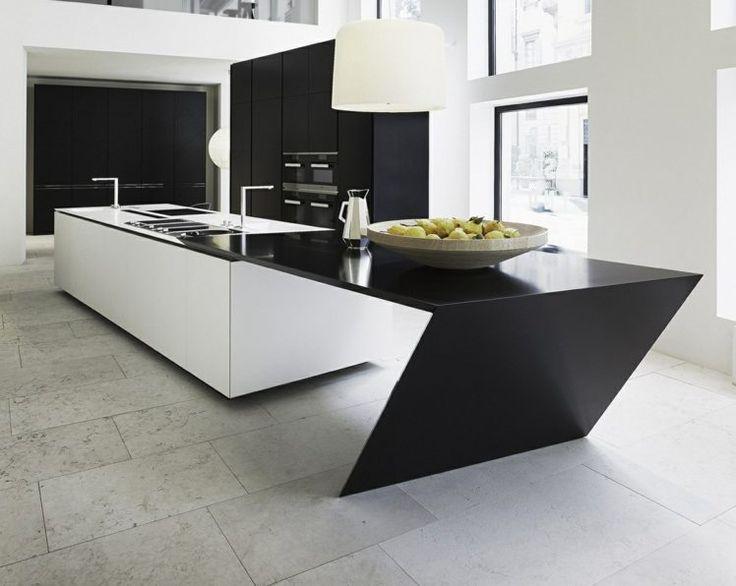 112 best Minimalistische Küche images on Pinterest Minimalist - motive für küchenrückwand