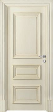 Faux door molding ideas: Traditional Italian Designer Interior Doors by Le Porte di Barausse - traditional - interior doors - miami - EVAA International, Inc.
