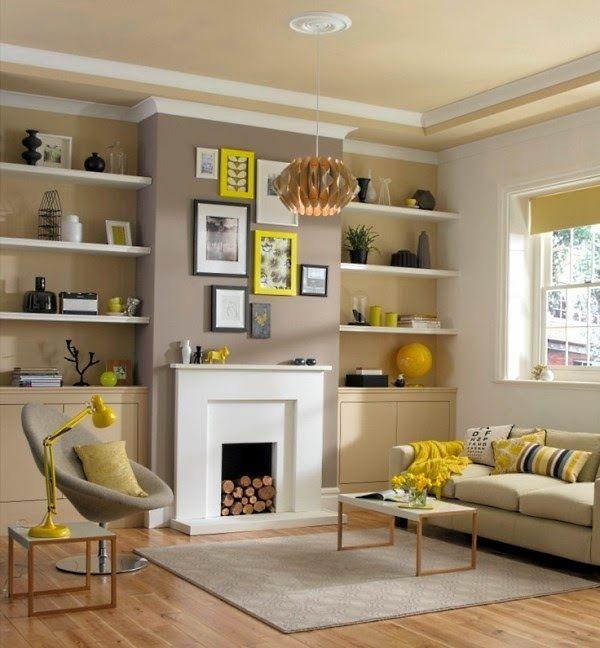 18 Best Living Room Shelves Images On Pinterest