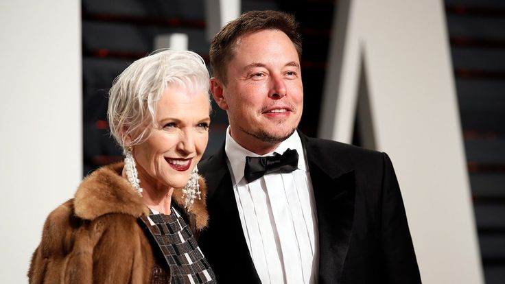 FOX NEWS: Elon Musk's mother 69 is the new face of CoverGirl