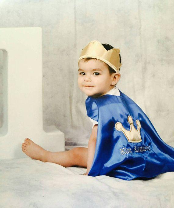 Cabo Príncipe real traje de cumpleaños príncipe 1 traje de