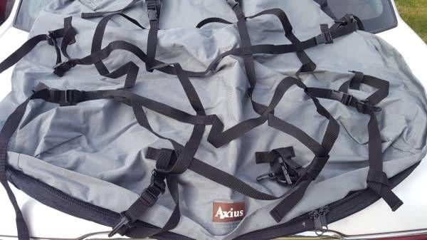 AXIUS Car Rooftop Luggage Carrier (Aurora) $35