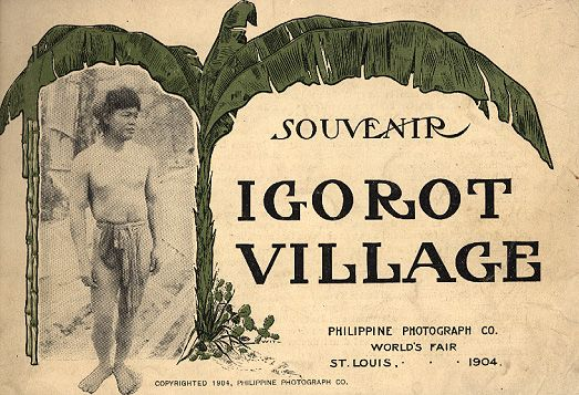 The Igorots were forced to dance and sing their native rituals daily in front of an audience, reducing their once-sacred customs into mere stage shows. Images were put on display showing the deformed feet of the tree-climbing Igorots, showing the apparent lower stage of evolution in regards to other races. | Filipino People On Display At The 1904 St. Louis World's Fair