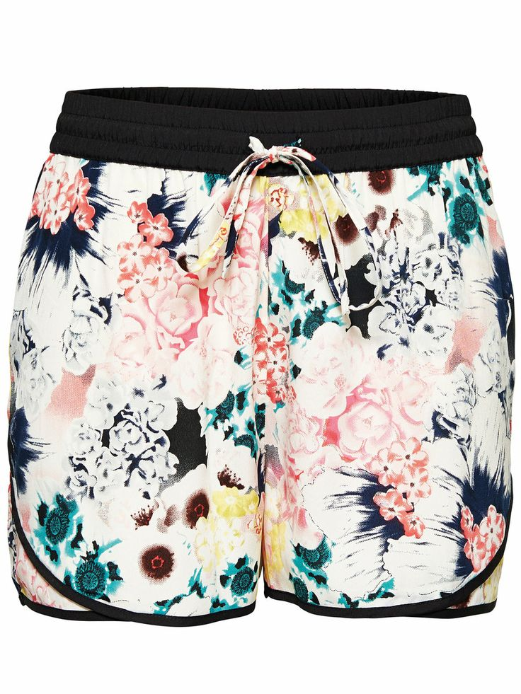 BLOSSOM SHORTS WVN - ONLY