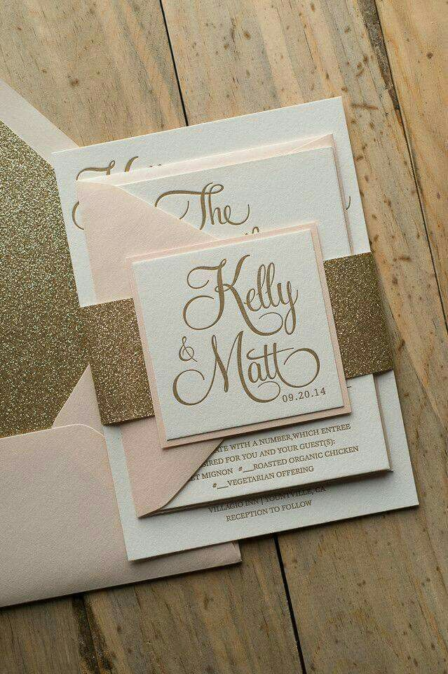 The package includes Die Cut Invitation with