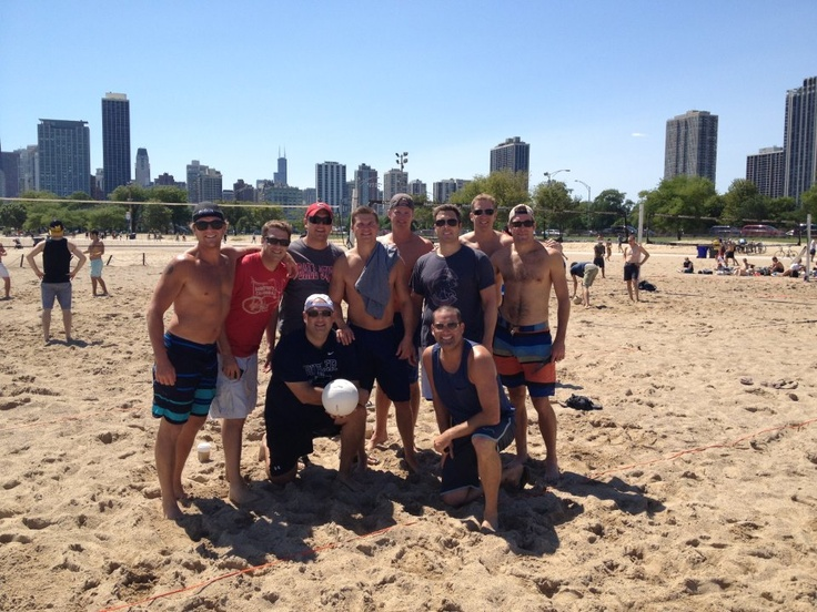 chicago volleyball tournament memorial day 2014