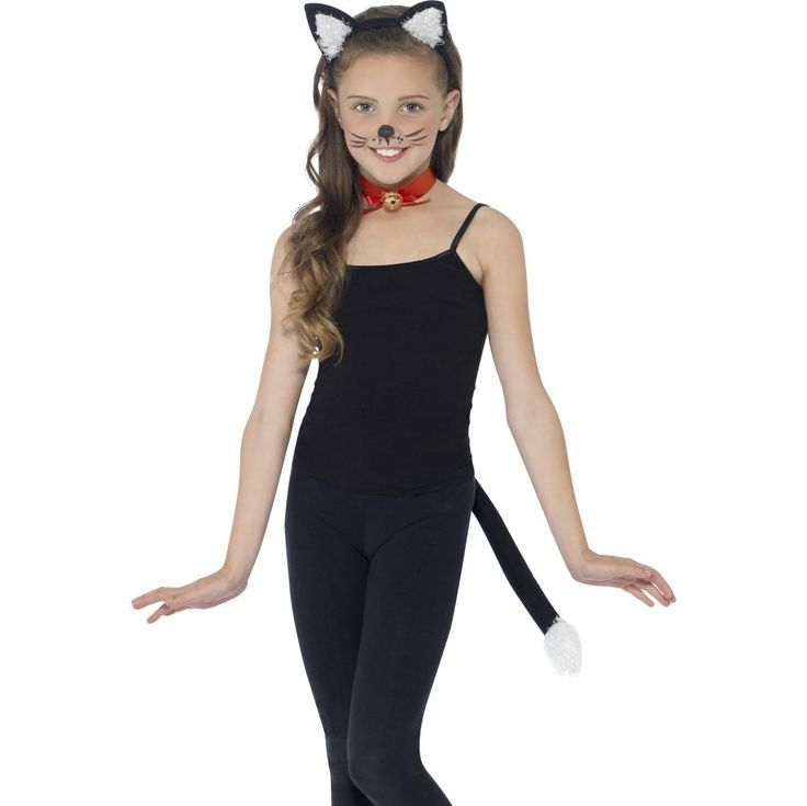 Let's Party With Balloons - Smiffy's Child's Cat Kit, $13.00 (http://www.letspartywithballoons.com.au/smiffys-childs-cat-kit/)