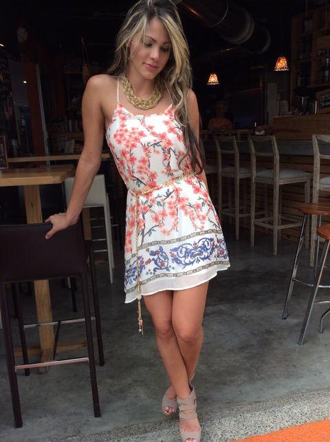 Vestido Minimi ( D3364 ) — Zelekta Ropa y Accesorios