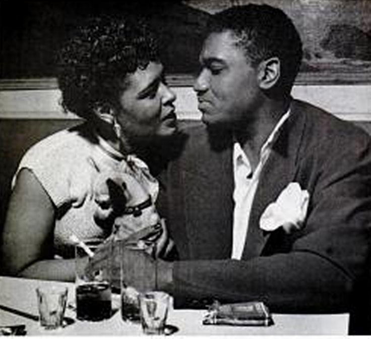 billie holiday and louis mckay relationship advice