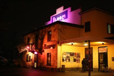 Bloom in Mezzago, near Milan, where Nirvana played two times in 1989 and 1991