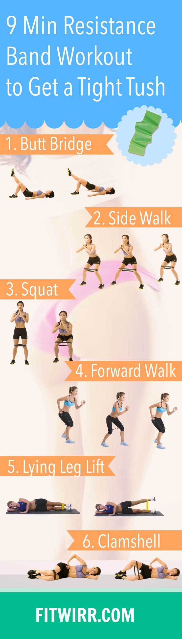 Resistance Band Workout Plan