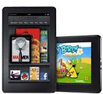 Kindle Fire is an awesome device, though I found it a bit heavy when compared to the PB360 for reading, still for the price you can't beat it!
