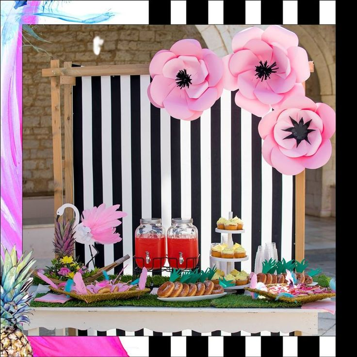 Why choose to be a pigeon in flock when you can be a #Flamingo...?! - #4LOVEgr - Always #happy to #work with #flowers and #decoration and give unic #style to #weddings #baptisms #christening #party #birtdays and every #event - Concept Stylist #Μάνθα_Μάντζιου & Floral Artist #Ντίνος_Μαβίδης - Photography by Kostas Markou