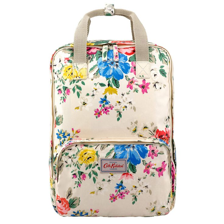 Hampstead Rose Backpack | Cath Kidston |