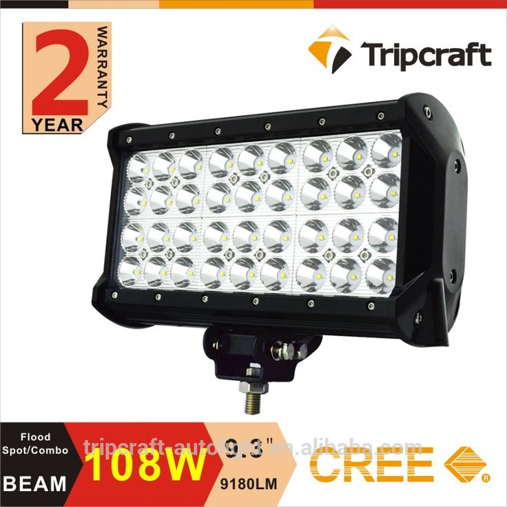 """Check out this product on Alibaba.com App:Factory Price!!108W 9"""" Quad Row LED Light Bar 12v Work Lamp Spot Offroad Mining Truck,Wholesale led car lights https://m.alibaba.com/ieyI73"""