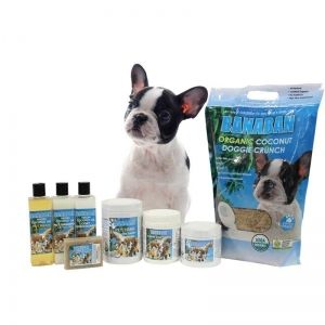 Banaban Pet Range - Perfect to keep your pet healthy. Great for a soft and shiny coat and suitable for pets with sensitive skin.