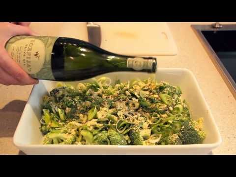 How to make broccoli soup. Come wine with us Recipe Clip #CWWU  www.come-winewithus.com