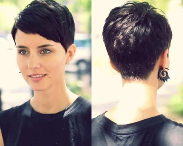 Short Hairstyles UV86 cheap stock photos (5)