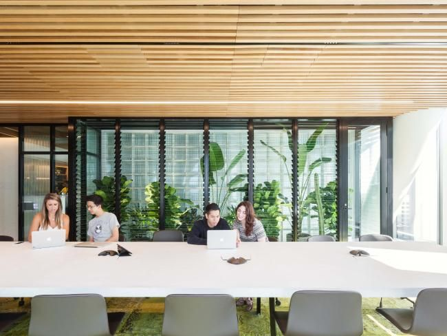 A Comfortable Boardroom Makes Staff And Clients Relax The Firm Believes