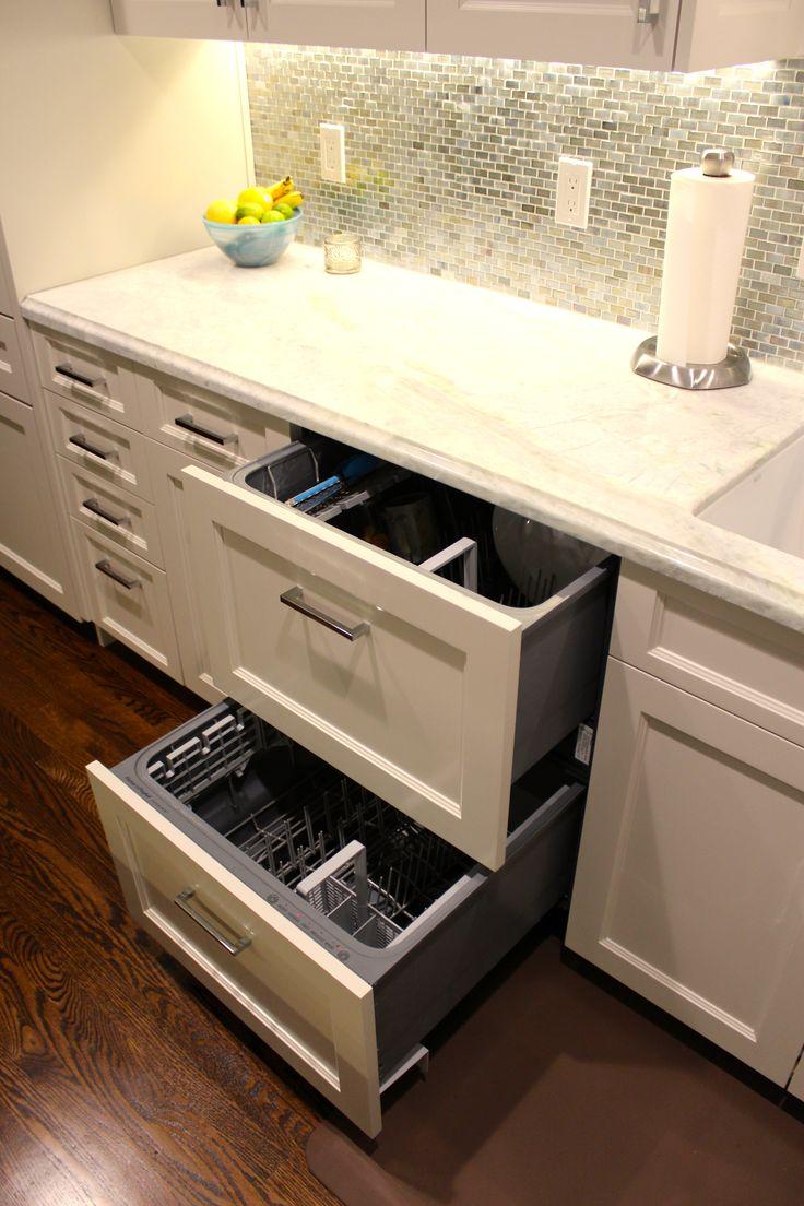 Best 25+ Drawer Dishwasher Ideas