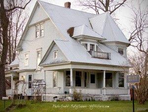 Marcus Whitman Birthplace