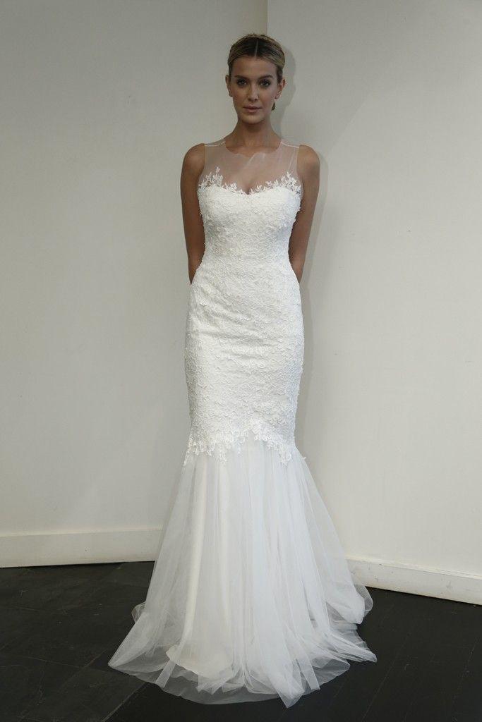 32 best wedding dresses&more images on Pinterest | Nicole miller ...
