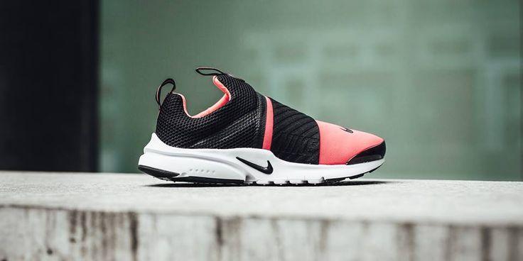 """Nike Air Presto Extreme """"Black / Black – Lava Glow – White"""""""