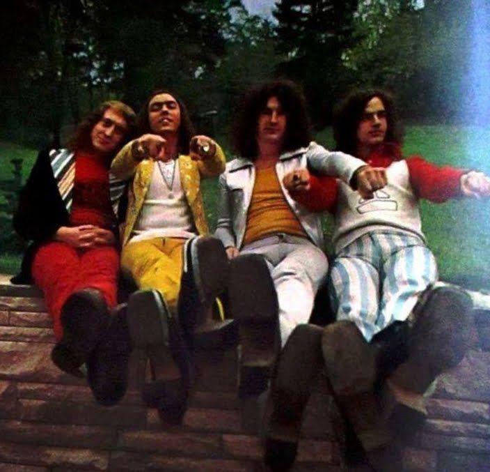 Slade #Nod #Dave #Jim #Don #70s