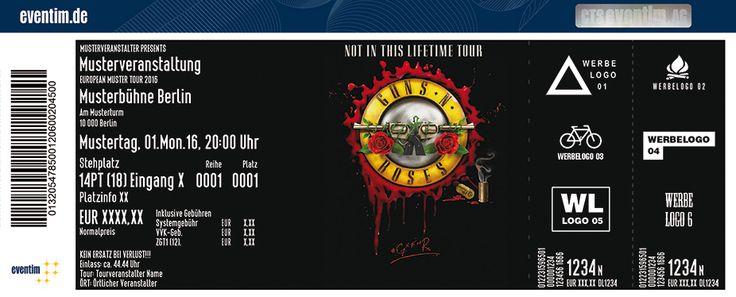 """Guns N' Roses kommen auf ihrer """"Not In This Lifetime""""-Tour 2017 für Open-Air-Konzerte nach München und Hannover!"""