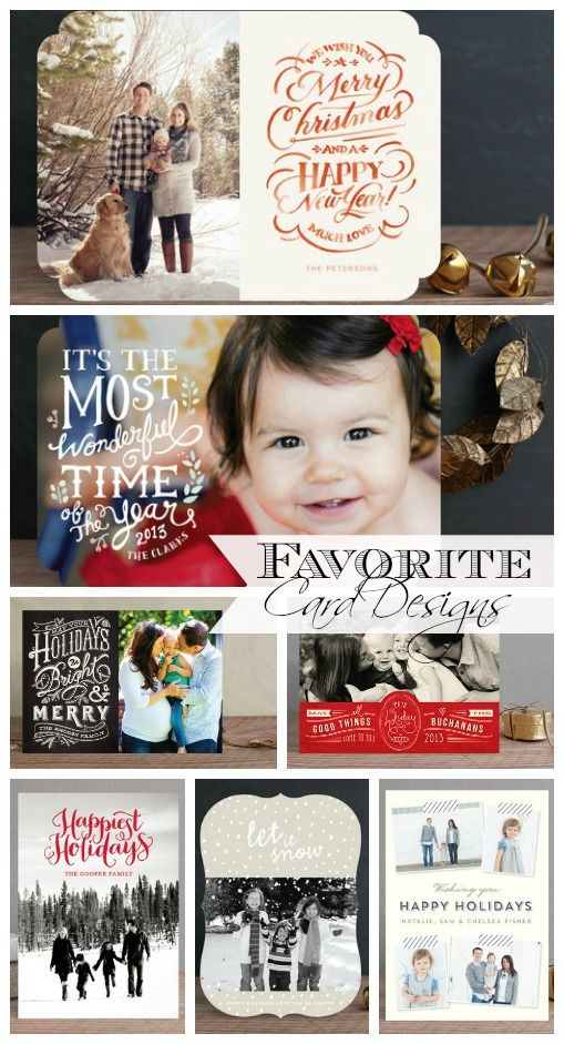Get Organized for Christmas: Christmas Cards - Clean & Scentsible
